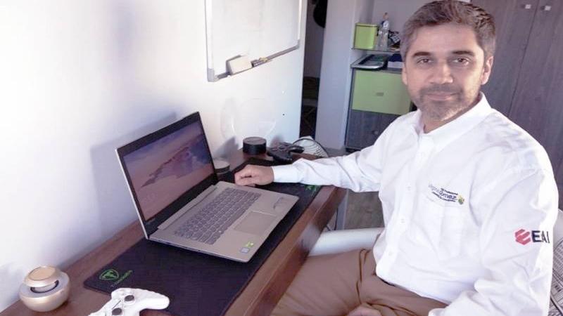 Asumió nuevo subdirector académico en sede Los Ángeles del IPVG