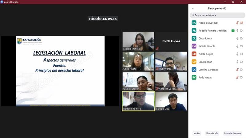 IPVG capacita a colaboradores de Nova Austral