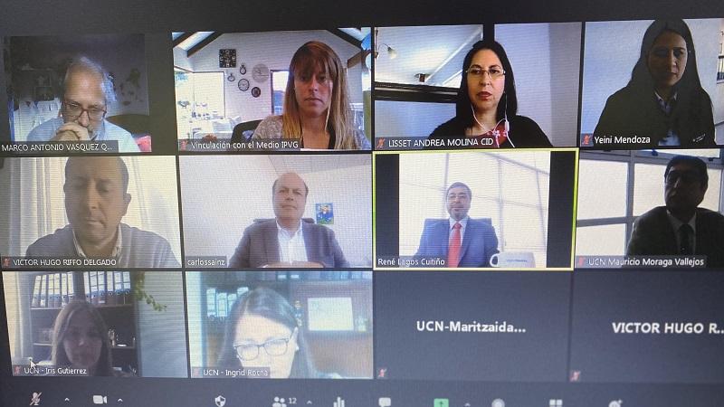 Convenio permitirá articulación desde Ceduc UCN al Instituto Virginio Gómez
